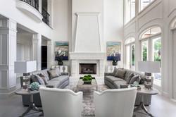 Terrific living room