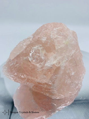 Rose Quartz Specimen 405 g