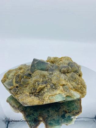 Florite Cluster 425 g