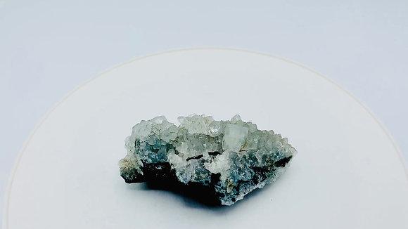 Calcite Quartz Cluster 110 g