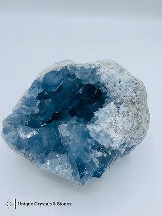 Celestite Geode - Madagascar 3.15 KG