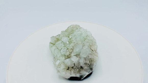 Calcite  Quartz Cluster 165 g