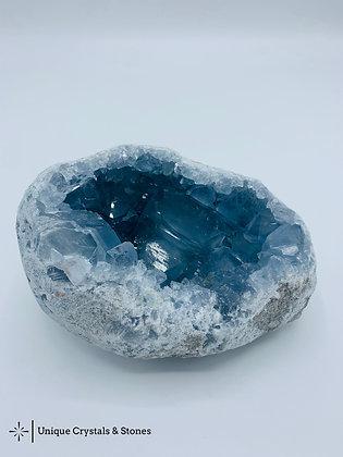 Celestite Geode - Madagascar 1.77 KG