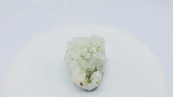 Calcite  Quartz Cluster 145 g