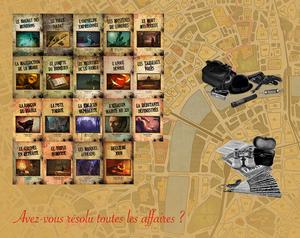 Sherlock Holmes Détective