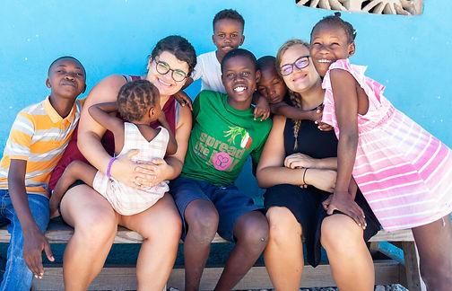 Haitian Missionary