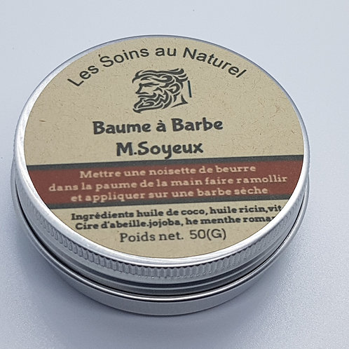 Baume à barbe  M. Soyeux