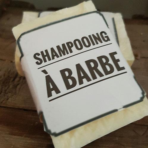 Shampooing à Barbe