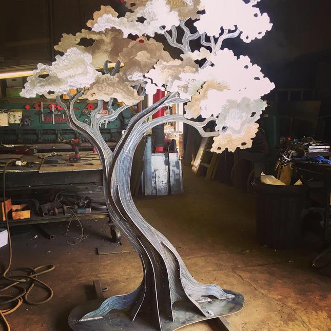 Hillside of Trees -In Studio eddited.png