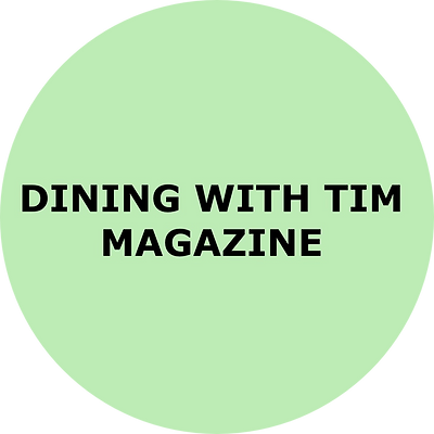 Dining with Tim Stickers