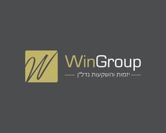 Win Group | עיצוב לוגו