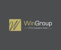 Win Group   עיצוב לוגו