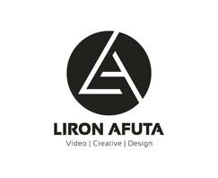 Liron Afuta   עיצוב לוגו