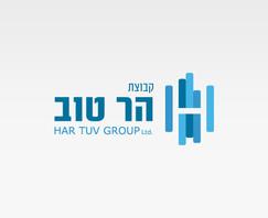 עיצוב לוגו   קבוצת הר טוב