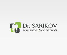 עיצוב לוגו | ד״ר סריקוב