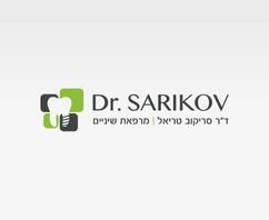 עיצוב לוגו   ד״ר סריקוב