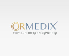 Ormedix | עיצוב לוגו
