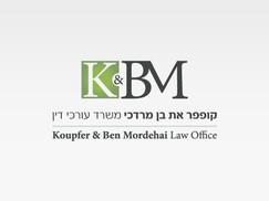 עיצוב לוגו   K&BM