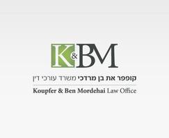 KBM   עיצוב לוגו