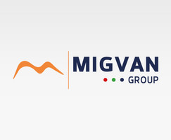 Migvan Group   עיצוב לוגו