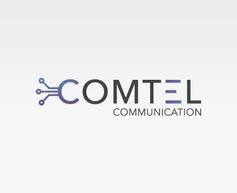 COMTEL | עיצוב לוגו