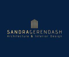 Sandra Gerendash   עיצוב לוגו