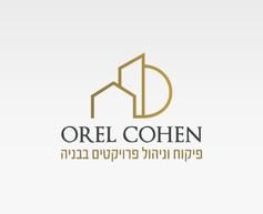 Orel Cohen | עיצוב לוגו