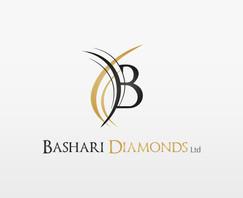 Bashari Diamonds   עיצוב לוגו