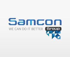 SAMCON Group | עיצוב לוגו