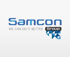 SAMCON Group   עיצוב לוגו