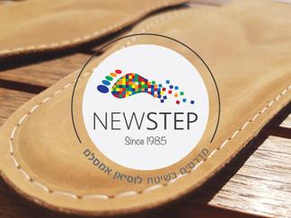 NEW STEP   מיתוג עסקי