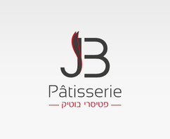 JB   עיצוב לוגו