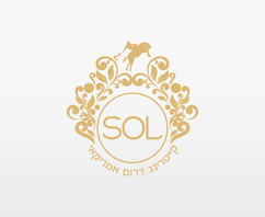 SOL   עיצוב לוגו