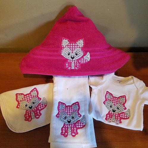 baby fox set