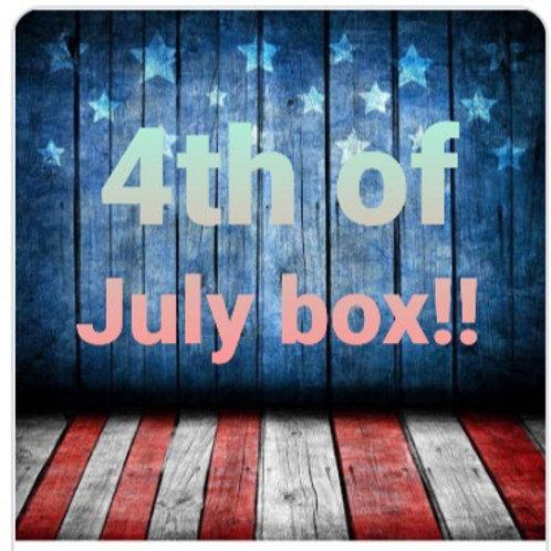 4th of July Box