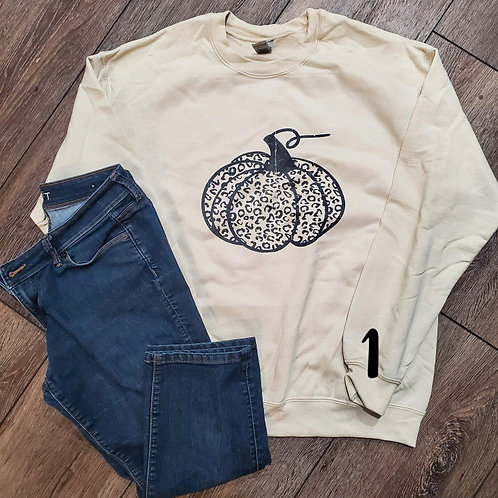 Fall Sweatshirts ( sublimation )