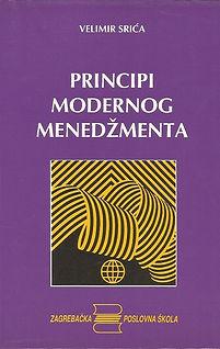 Velimir Srića Principi modernog menadžmenta