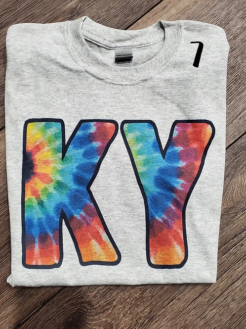 Ky Sublimation Tees (Sm to Xlg)