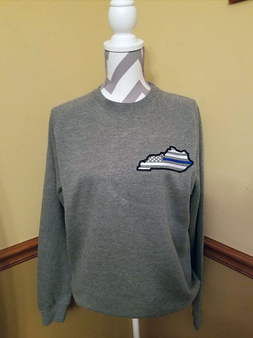 Kentucky Police Crewneck Sweatshirt