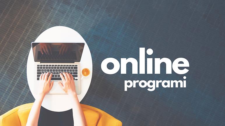 online programi Velimir Srića