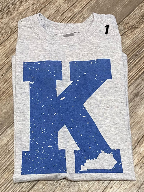 K Sublimation Tee (plus sizes)