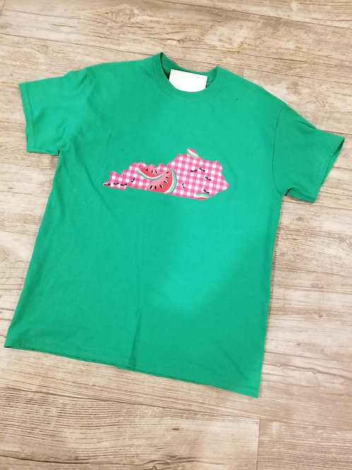 Kentucky watermelon tee