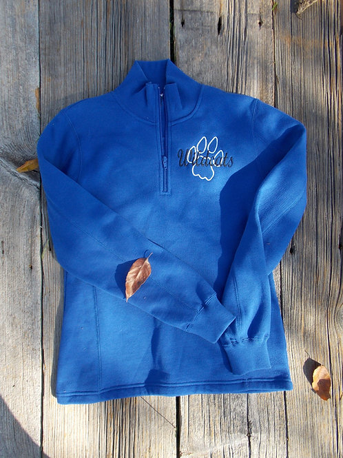 Wildcats Quarter Zip