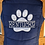Thumbnail: Ky Paw Puffy Vest (blue)