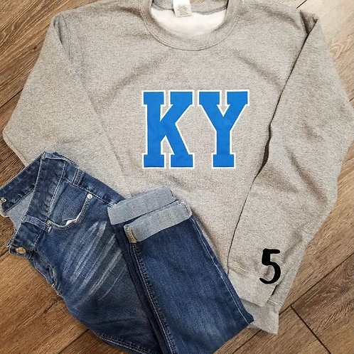 Block Ky Crewneck (plus sizes)