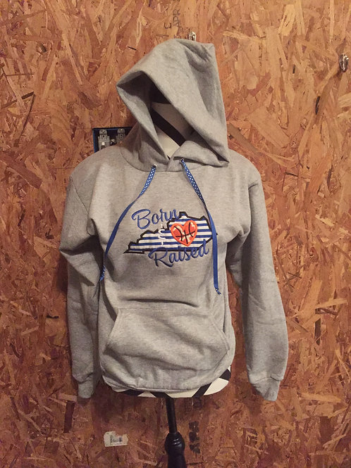 Ky Born And Raised Hoodie