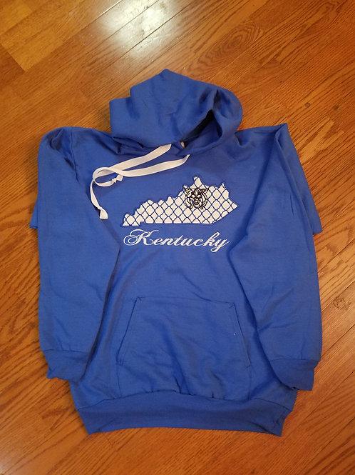 Kentucky Wildcat hoodie