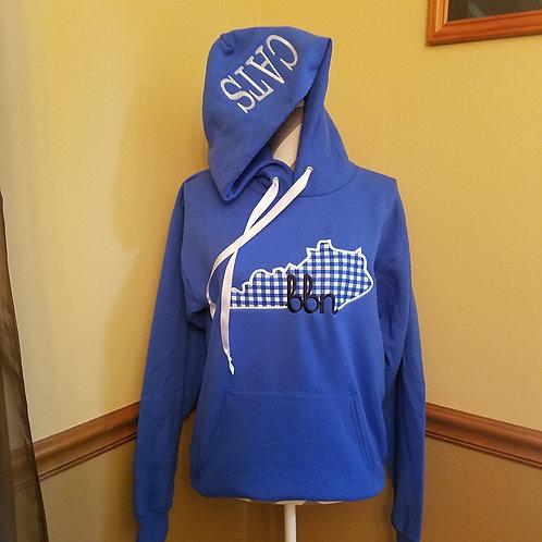 BBN plaid hoodie