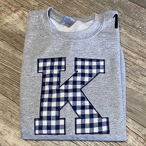 K Crewneck (plus sizes)