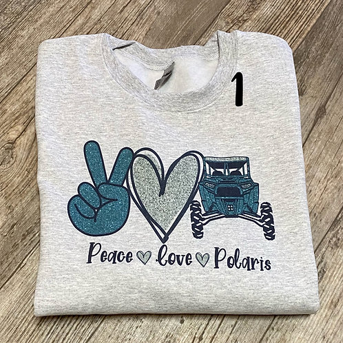 Polaris Crewneck (plus sizes)